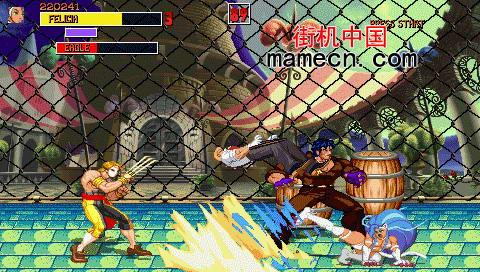 快打旋风阿尔法加强2018版 Final Fight Alpha Plus v2